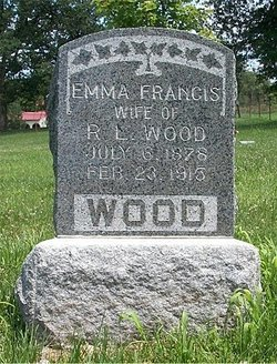 Emma Francis <i>Jetton</i> Wood