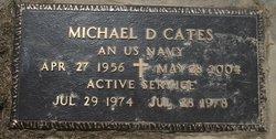 Michael D Cates