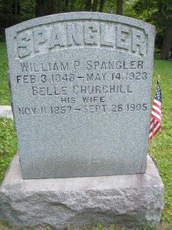 William P. Spangler