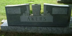 Guy Taylor Akers