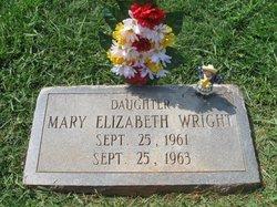 Mary Elizabeth Wright
