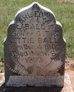 Carl Edgar Ball