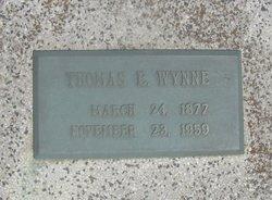Thomas E. Wynne