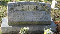 Warren Riley Birge, Sr