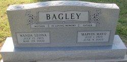 Wanda Leona <i>Montgomery</i> Bagley