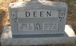 Wilson Walker Deen