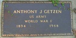 Anthony J. Tony Getzen