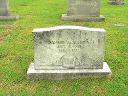 Samuel Ammon Sammie Allison