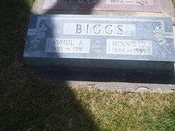 Virgil Allen Biggs