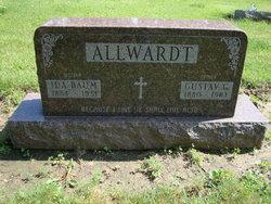 Ida Augusta <i>Baum</i> Allwardt
