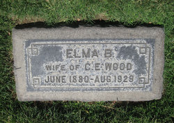 Elma <i>Beck</i> Wood