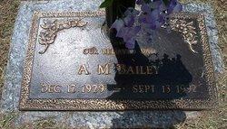 A M Bailey