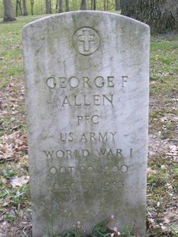 George F Allen