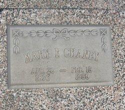 Mary Polina <i>Erickson</i> Chaney