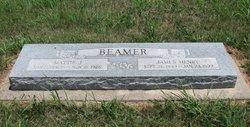 Martha Jane <i>Hamblin</i> Beamer