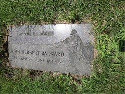 John Herbert Barnard