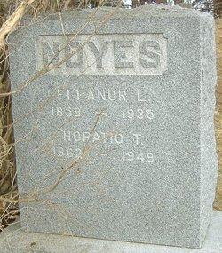 Eleanor L. <i>Hatch</i> Noyes