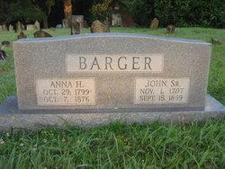 Anna <i>Hickman</i> Barger