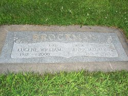 Anna Madaline <i>Smith</i> Brockman