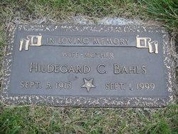 Hildegard Charlotte <i>Kulosa</i> Bahls