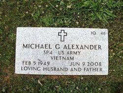 Michael Gene Mike Alexander
