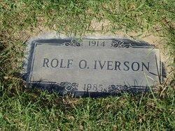 Rolf Olaf Iverson