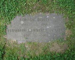 Elizabeth <i>Cummings</i> Qualey