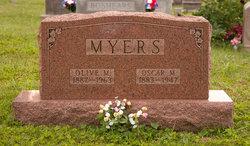 Oscar Milton Myers