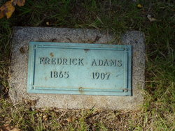 Fredrick Adams