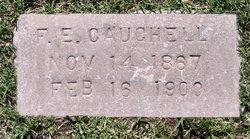 Frank Eugene Caughell