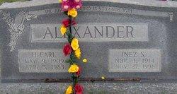 Hamilton Earl Earl Alexander