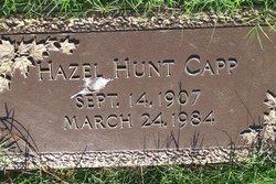 Hazel <i>Hunt</i> Capp