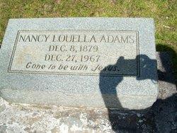 Nancy Louella Adams