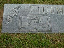 Elizabeth <i>Sutphin</i> Turman