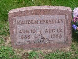 Maude <i>Morgan</i> Hershley