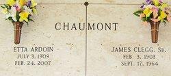 James Clegg Chaumont, Sr