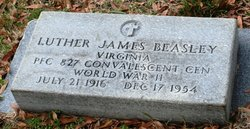 Luther James Beasley