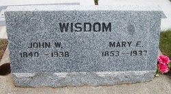 John William Wisdom