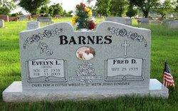 Evelyn Louise <i>Green</i> Barnes