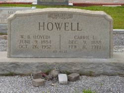 Carrie L Howell