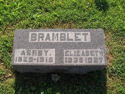 Elizabeth <i>Gilbert</i> Bramblet