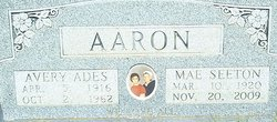 Avery Ades Aaron