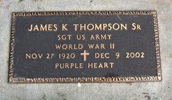 James Kendred Thompson, Sr