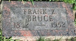 Frank Zopher Bruce
