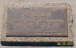 Abrelia <i>Seely</i> Hinckley