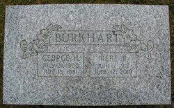 Irene Barbara <i>Formanack</i> Burkhart