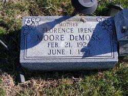 Florence Irene <i>Moore</i> DeMoss