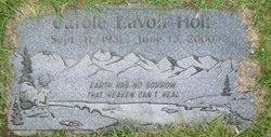 Carole LaVon <i>Bigler</i> Holt