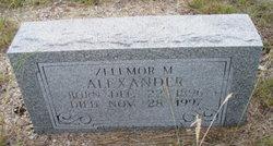 Zelemor M. Alexander