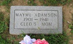 Mayme Adamson